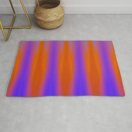 divided heat Rug