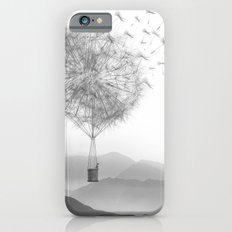 Dandelion Sketch Slim Case iPhone 6s