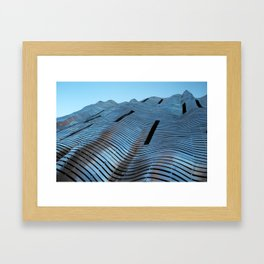 Poznan Framed Art Print