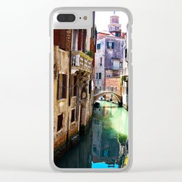 # 305 Clear iPhone Case