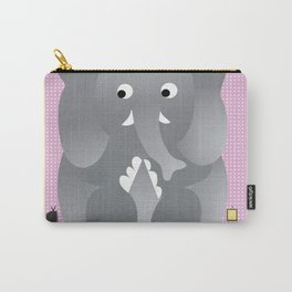 Elephant in a room Carry-All Pouch