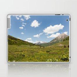 Crested Butte, Colorado Laptop & iPad Skin