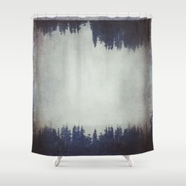 Fractions A23 Shower Curtain