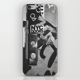 NYC Doors iPhone Skin