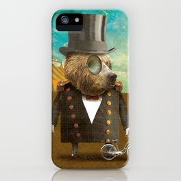 Circus-Circus: Peddler iPhone Case