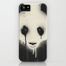 PANDA STARE iPhone (5, 5s) Slim Case