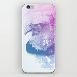 Animal Spirit Eagle iPhone Skin