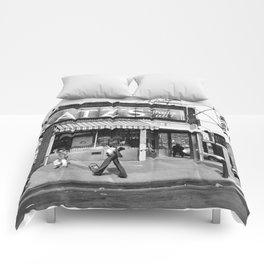 Katzs Deli NYC Comforters
