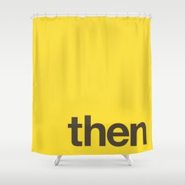 Javascript Promises Then Shower Curtain