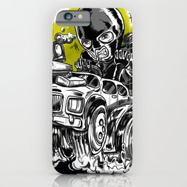 American Hot Rods iPhone Case