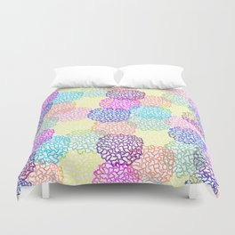 Netball love Duvet Cover