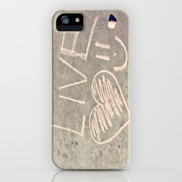 Live Love and Smile Often iPhone Case