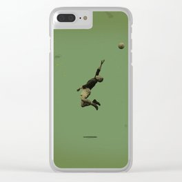 Manchester City - Trautmann Clear iPhone Case