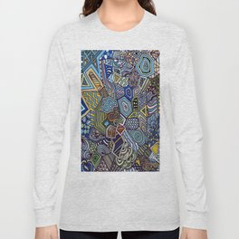 Midnight Wanderlust Long Sleeve T-shirt