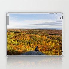 Looking at Autumn Laptop & iPad Skin