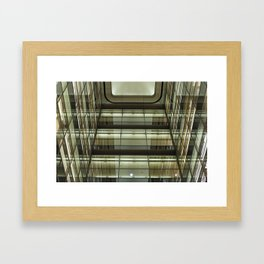 4D Framed Art Print