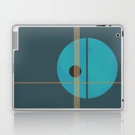 Geometric Abstract Art #4 Laptop & iPad Skin