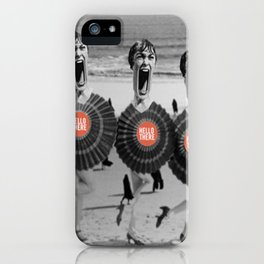 _HELLO THERE iPhone Case