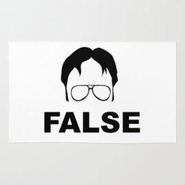 False Dwight Rug