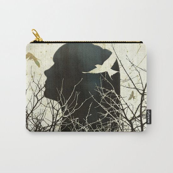 Fleeting Freedom Carry-All Pouch