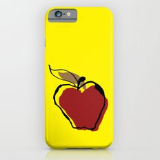 Apple for Teacher iPhone 6s Slim Case