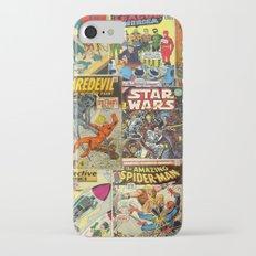 Comics iPhone 7 Slim Case