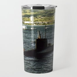 USS THOMAS A. EDISON (SSBN-610) Travel Mug