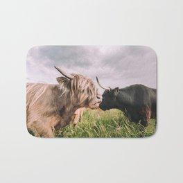 Highland Cows Bath Mat