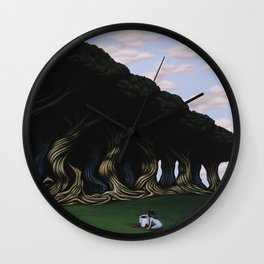 Invitation Wall Clock