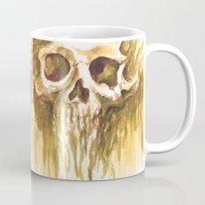 Skull Sketch Coffee Mug