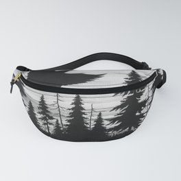 The Raven Fanny Pack