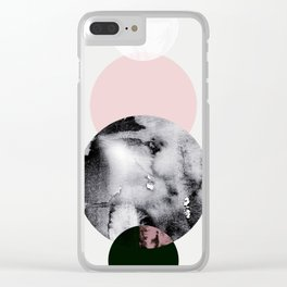 Minimalism 15 Clear iPhone Case