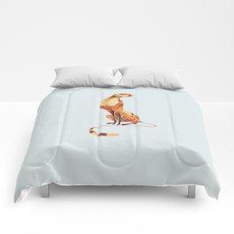 Cheetah 1 Comforters