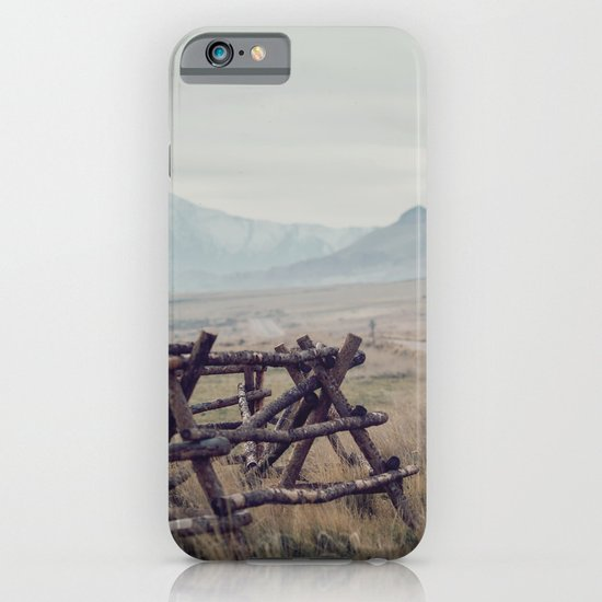 Antelope Island iPhone & iPod Case