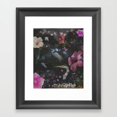 Mystical Night Framed Art Print