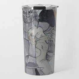 Iron Stag Rescues the Pilot Travel Mug