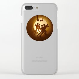 Tango Clear iPhone Case