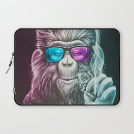 Smoky Laptop Sleeve