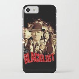 The Blacklist - Fanart iPhone Case