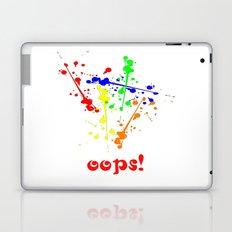 oops! Laptop & iPad Skin