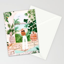 Peaceful Morocco II Stationery Cards