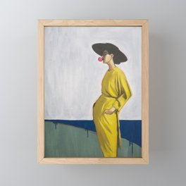 1993 Framed Mini Art Print