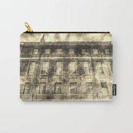 The Chapter House London Vintage Carry-All Pouch