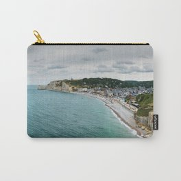 The Cliffs of Etretat Carry-All Pouch