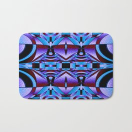 Stained Glass Collection Bath Mat