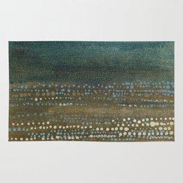 Landscape Dots - Night Rug