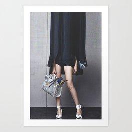 Bazaar #18 Art Print