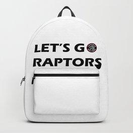 Raptors Backpack