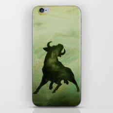 TRK - Bull iPhone & iPod Skin