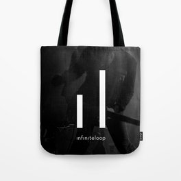 infiniteloop art Tote Bag